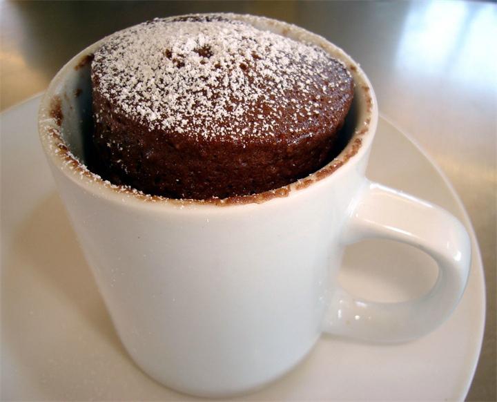 Кекс в кружке в микроволновке за 5 минут: 9 простых и вкусных рецептов